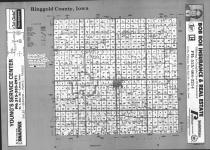 Index Map, Ringgold County 1991